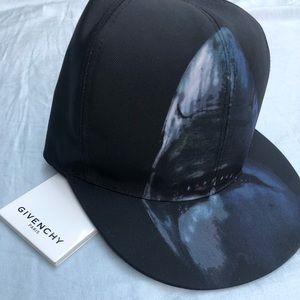 Givenchy Shark hat SnapBack cap new